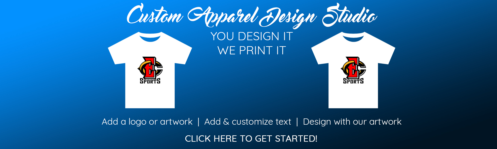 EC Sports DMV – Makes your design ideas come to life on any type of ...