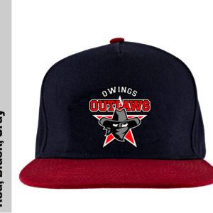Cotton Hoodie – Owings Outlaws – EC Sports DMV